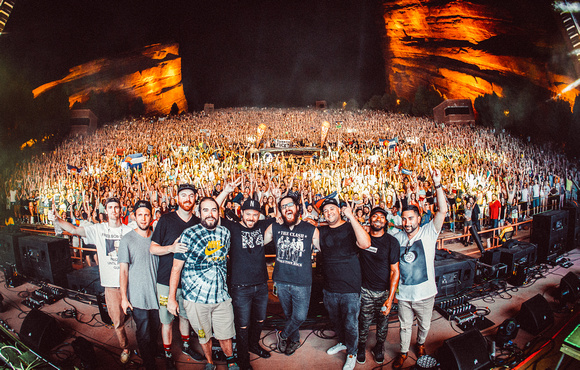 Keys n Krates at Red Rocks (2015)